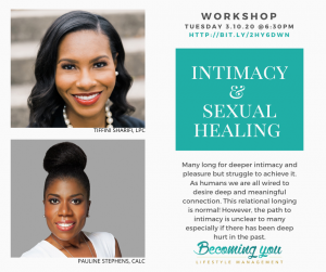 Becoming You Workshop